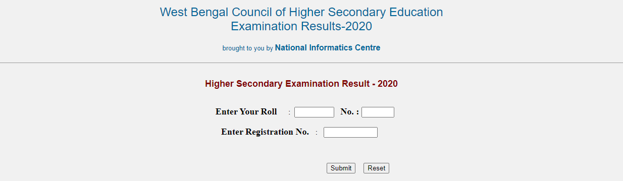 West Bengal Board 10th, 12th Result