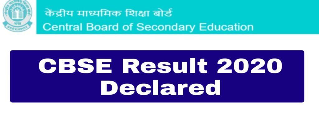 CBSE Board Class 12th Result 2020(Declared)