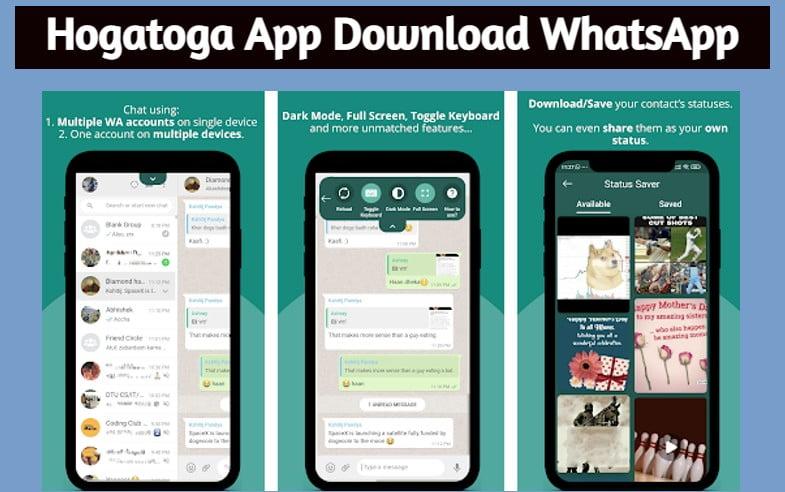 Download Hogatoga Whatsapp App