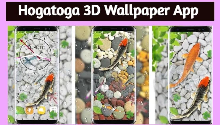 Hogatoga 3D Wallpaper App Download