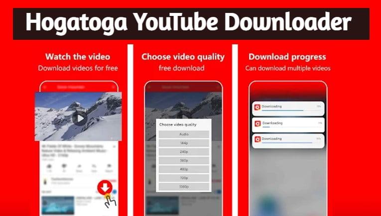 Hogatoga YouTube Downloader App