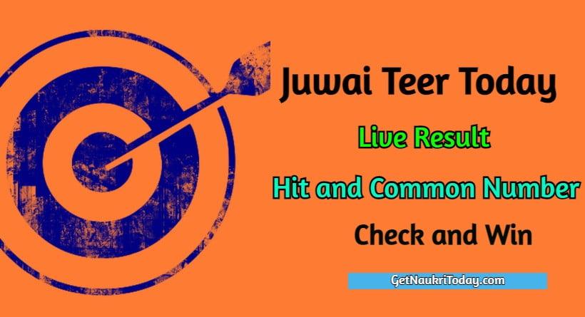 Juwai Teer Result Today 2021